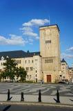 Castelo imperial de Poznan Fotografia de Stock Royalty Free