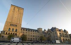 Castelo imperial de Poznan Fotos de Stock