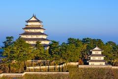 Castelo Japão de Shimabara imagem de stock