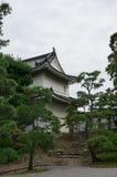 Castelo japonês fotografia de stock royalty free
