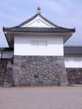 Castelo japonês fotografia de stock
