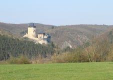 Castelo Karlstejn imagens de stock royalty free