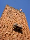 Castelo Landeck Klingenmuenster Foto de Stock Royalty Free