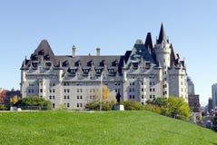 Castelo Laurier imagem de stock royalty free