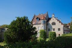 Castelo Lichtenstein Fotografia de Stock