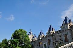Castelo mágico imagem de stock royalty free