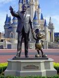 Castelo mágico no dia Fotografia de Stock Royalty Free