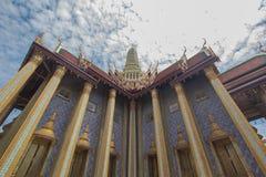 Castelo maravilhoso em Tailândia Fotografia de Stock