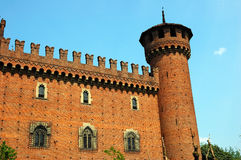 Castelo medieval Imagens de Stock Royalty Free