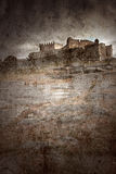 Castelo medieval Fotografia de Stock Royalty Free