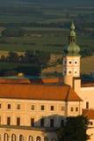 Castelo Mikulov Fotografia de Stock Royalty Free