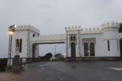 Castelo mouro em Tandil Fotos de Stock