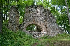 Castelo Muran, Eslováquia fotos de stock