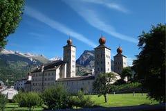 Castelo na prisão militar Imagem de Stock