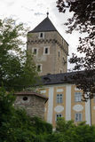 Castelo Neuhaus - Áustria fotografia de stock