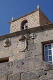 Castelo Novo Foto de Stock Royalty Free