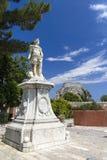 Castelo novo de Corfu imagem de stock royalty free