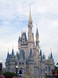Castelo Orlando Florida de Disney Fotografia de Stock Royalty Free