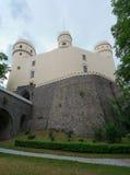 Castelo Orlik Fotos de Stock Royalty Free
