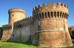 Castelo - Ostia Fotografia de Stock