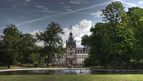 Castelo Philippsruhe, Hanau, Alemanha Foto de Stock Royalty Free