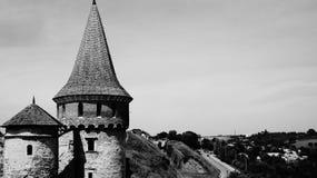 Castelo preto Fotos de Stock