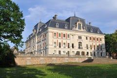 Castelo Pszczyna imagem de stock