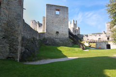 Castelo Rabi Fotos de Stock Royalty Free