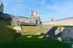 Castelo Rabi Foto de Stock Royalty Free