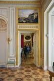 Castelo real em Varsóvia Imagem de Stock