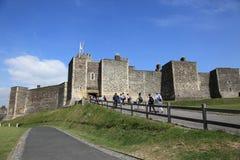 Castelo real histórico de Dôvar fotos de stock royalty free