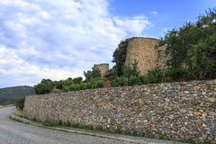 Castelo Rodrigo – Historic Medieval Village royalty free stock photography