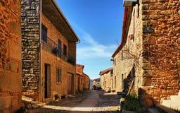 Castelo Rodrigo historical village royalty free stock photos