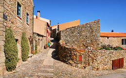 Castelo Rodrigo historical village Royalty Free Stock Photo