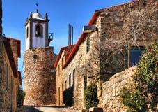 Castelo Rodrigo historical village Royalty Free Stock Photo