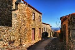 Castelo Rodrigo historical village Stock Image