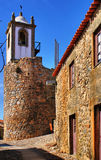Castelo Rodrigo historical village Stock Photos