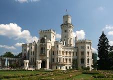 Castelo romântico foto de stock