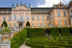 Castelo romântico Foto de Stock Royalty Free