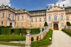 Castelo romântico Imagem de Stock