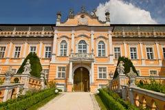 Castelo romântico Imagens de Stock Royalty Free
