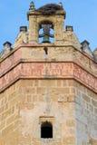 Castelo San Marcos imagem de stock