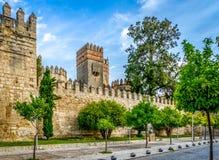 Castelo San Marcos - HDR imagem de stock royalty free