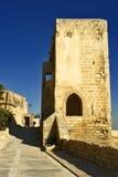 Castelo Santa Barbara Fotografia de Stock Royalty Free