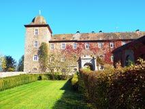 Castelo Schnellenberg Imagem de Stock Royalty Free