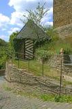 Castelo Schoenburg da casa de protetor Foto de Stock Royalty Free