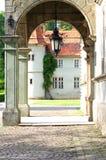 Castelo Schonborn de Chinadievsky Imagens de Stock Royalty Free