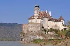 Castelo Schonbuhel imagem de stock