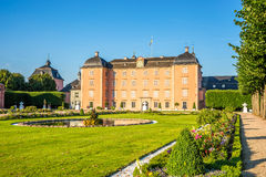 Castelo Schwetzingen Fotografia de Stock Royalty Free