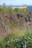 Castelo scotland de Dunnottar Foto de Stock Royalty Free
